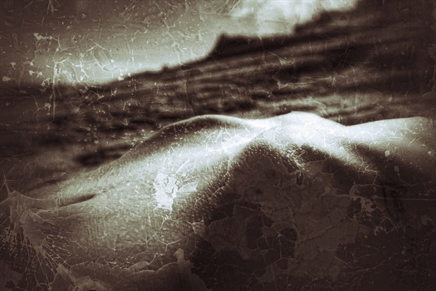 Artistic Nude Close Up Photo by Photographer Mike