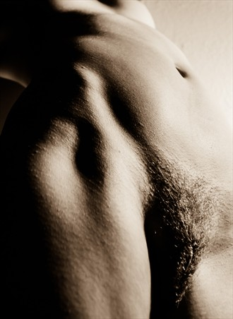 Artistic Nude Close Up Photo by Photographer Shattered Vortex Design