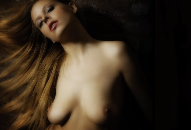 Artistic Nude Close Up Photo by Photographer Todd McVey