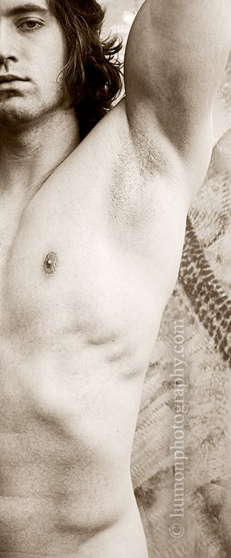 Artistic Nude Close Up Photo by Photographer humon photography