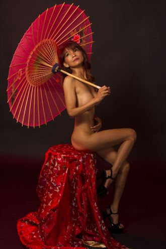Artistic Nude Cosplay Photo by Model Lil Maria