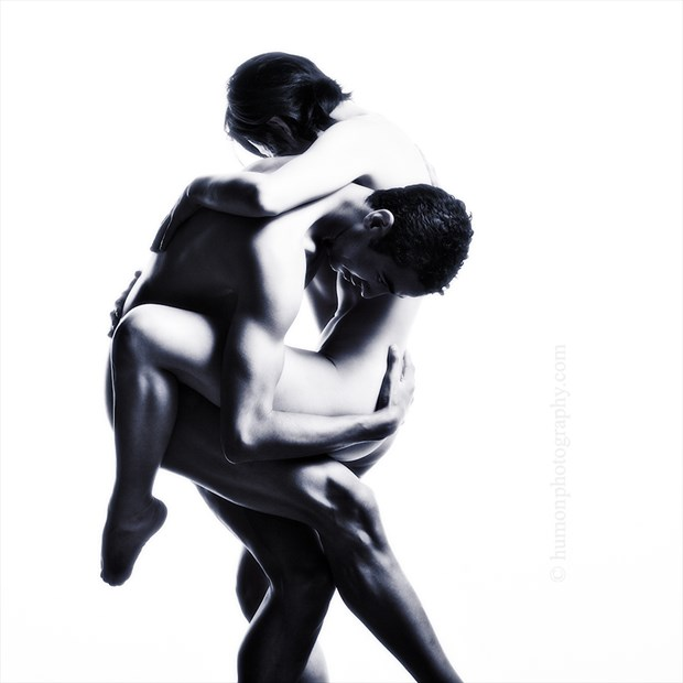 Artistic Nude Couples Artwork by Photographer humon photography