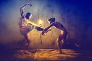 Artistic Nude Couples Photo by Model A K Arts