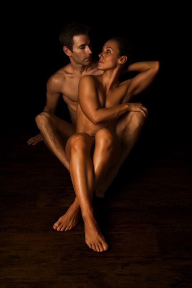 Artistic Nude Couples Photo by Model AnayaVivian