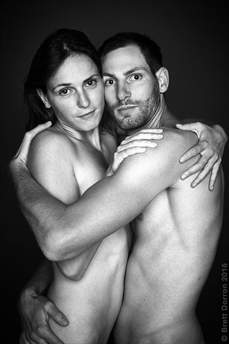 Artistic Nude Couples Photo by Photographer Brett Dorron