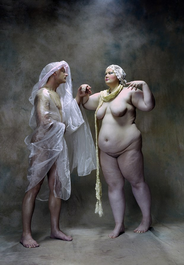Artistic Nude Couples Photo by Photographer JERZY  R%C4%98KAS