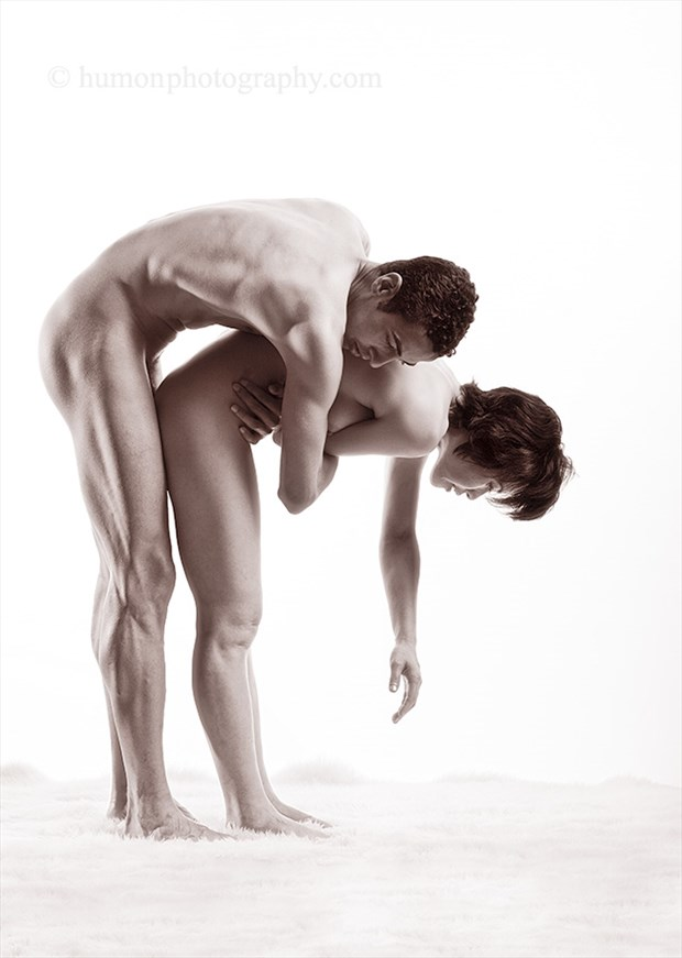 Artistic Nude Couples Photo by Photographer humon photography