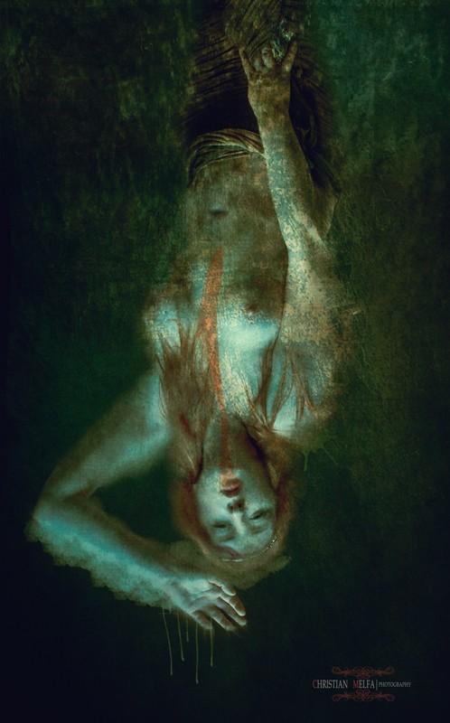 Artistic Nude Digital Artwork by Photographer Christian Melfa