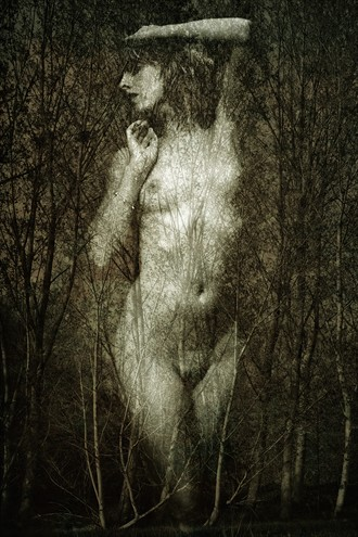 Artistic Nude Emotional Artwork by Photographer Don McCrae