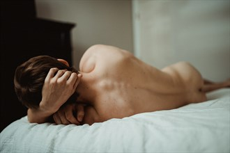 Artistic Nude Emotional Artwork by Photographer kevinlowery