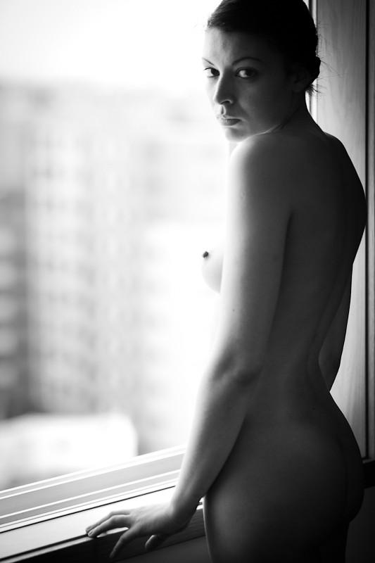 Artistic Nude Emotional Photo by Model Mona Innominata