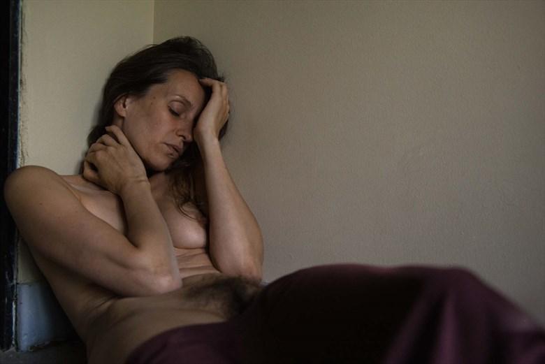 Artistic Nude Emotional Photo by Model Nelenu
