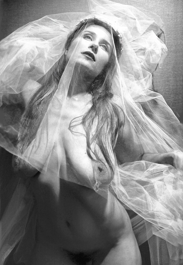 Artistic Nude Emotional Photo by Model Vassanta
