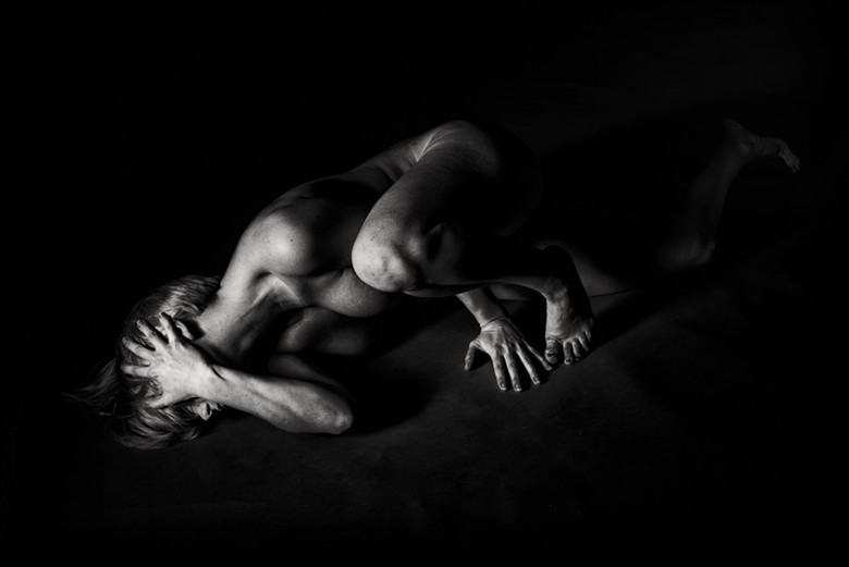 Artistic Nude Emotional Photo by Photographer Marcus Jake