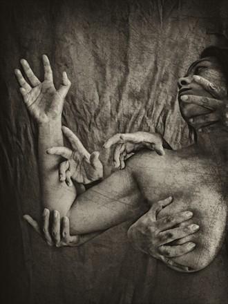 Artistic Nude Erotic Artwork by Artist Giovanni Tilotta