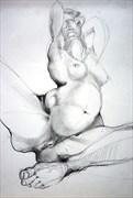 Artistic Nude Erotic Artwork by Artist lifefigureart
