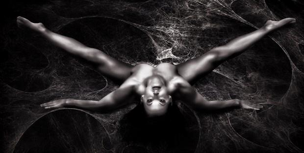 Artistic Nude Erotic Artwork by Model AnayaVivian