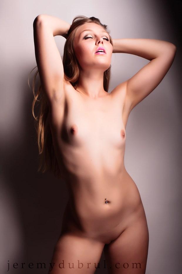 Artistic Nude Erotic Artwork by Model Brianne Blu