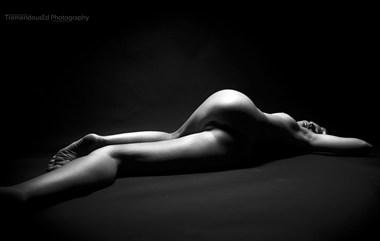 Artistic Nude Erotic Artwork by Model Elizabeth Kolton