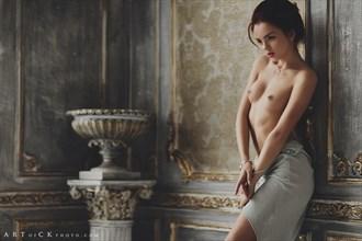 Artistic Nude Erotic Artwork by Model KatherinSher