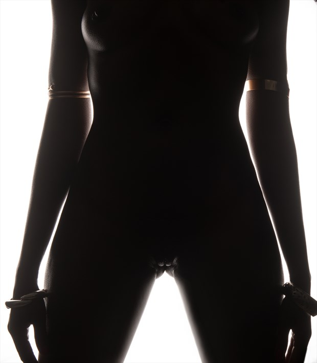 Artistic Nude Erotic Artwork by Model Lenah
