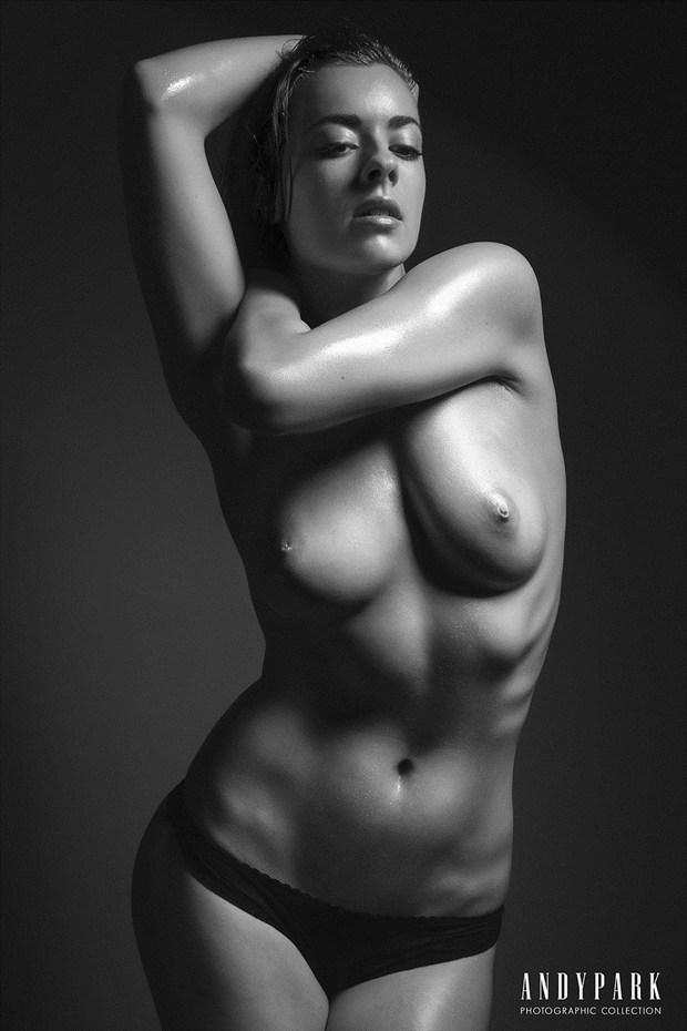 Artistic Nude Erotic Artwork by Model Rosa Brighid
