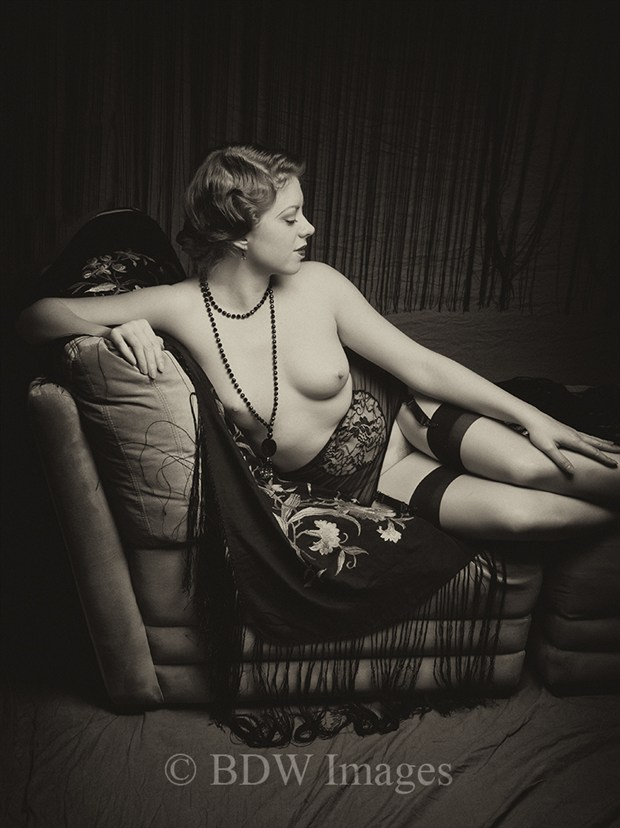 Artistic Nude Erotic Artwork by Photographer BDW Images