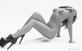 Artistic Nude Erotic Artwork by Photographer Daniel Amick