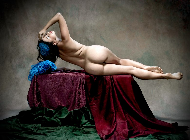 Artistic Nude Erotic Artwork by Photographer JERZY  R%C4%98KAS