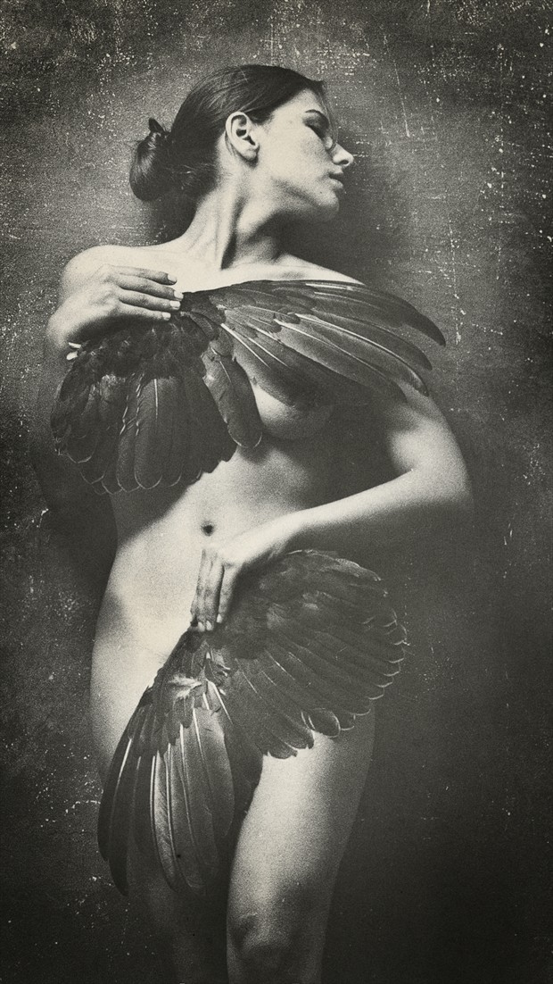 Artistic Nude Erotic Artwork by Photographer Pavel Titovich