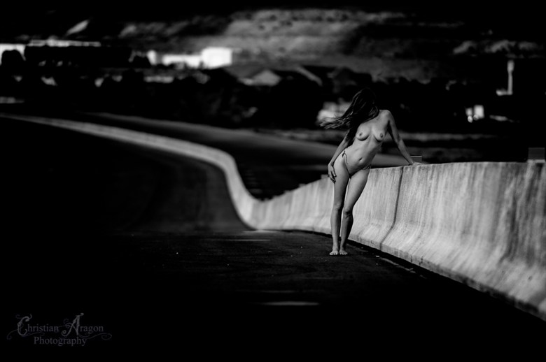 Artistic Nude Erotic Photo by Artist Christian Aragon