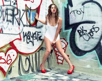 Artistic Nude Erotic Photo by Artist david a fitschen