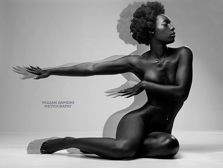 Artistic Nude Erotic Photo by Model Bronzed.In.Beauty