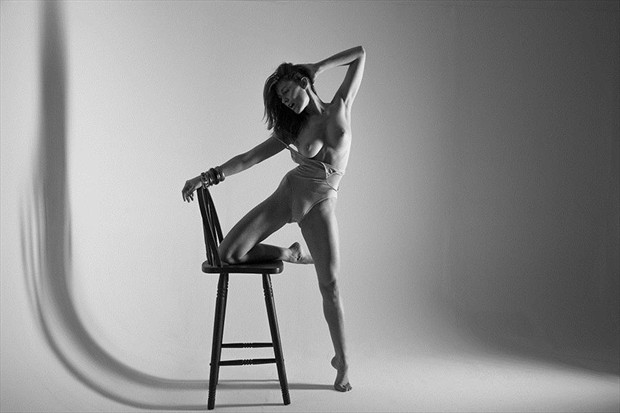 Artistic Nude Erotic Photo by Model Camilla Rose
