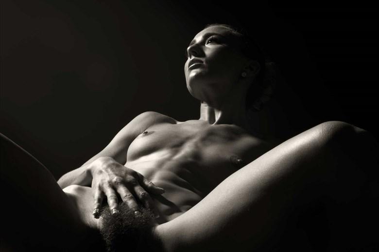Artistic Nude Erotic Photo by Model Chelsea Jo