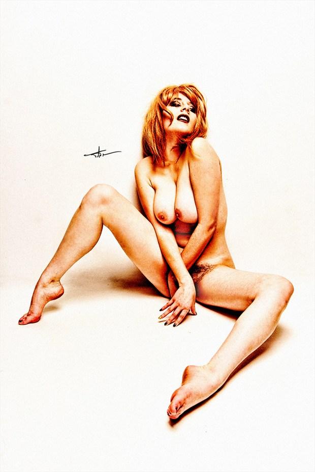 Artistic Nude Erotic Photo by Model Eleanor Rose