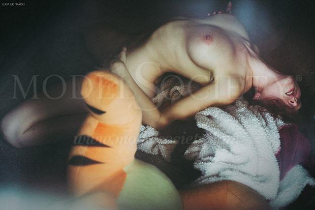 Artistic Nude Erotic Photo by Model H%C3%A9rodiade