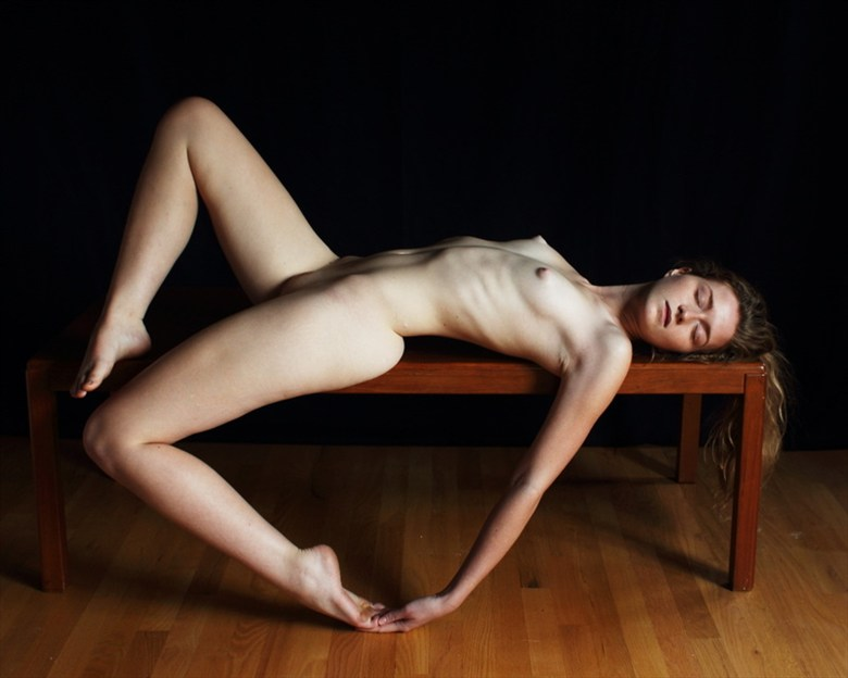 Artistic Nude Erotic Photo by Model HaileyJ