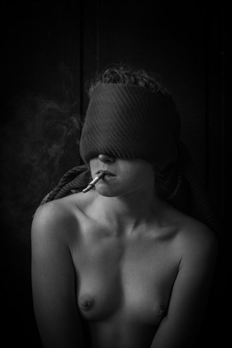 Artistic Nude Erotic Photo by Model HaileyJ