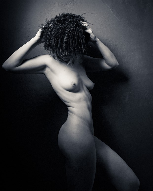 Artistic Nude Erotic Photo by Model Hallie_Marc