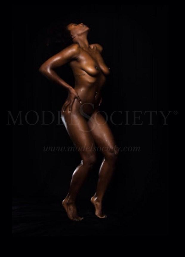 Artistic Nude Erotic Photo by Model Heff