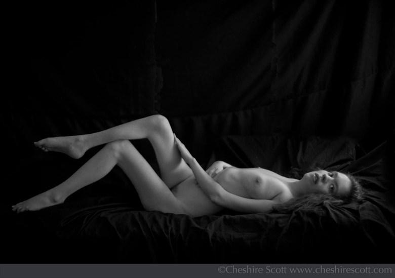Artistic Nude Erotic Photo by Model Jocelyn Woods
