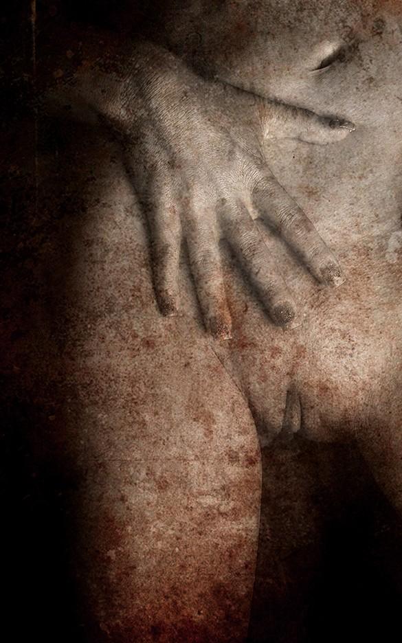Artistic Nude Erotic Photo by Model Katz Pajamaz