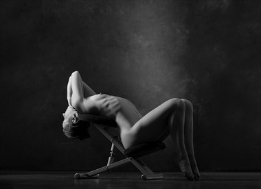 Artistic Nude Erotic Photo by Model Madelainee