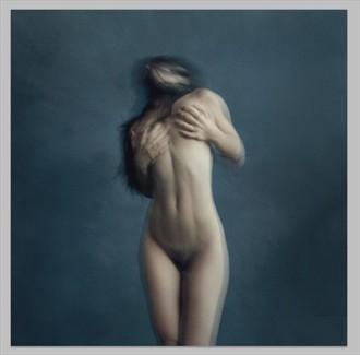 Artistic Nude Erotic Photo by Model Magena Yama