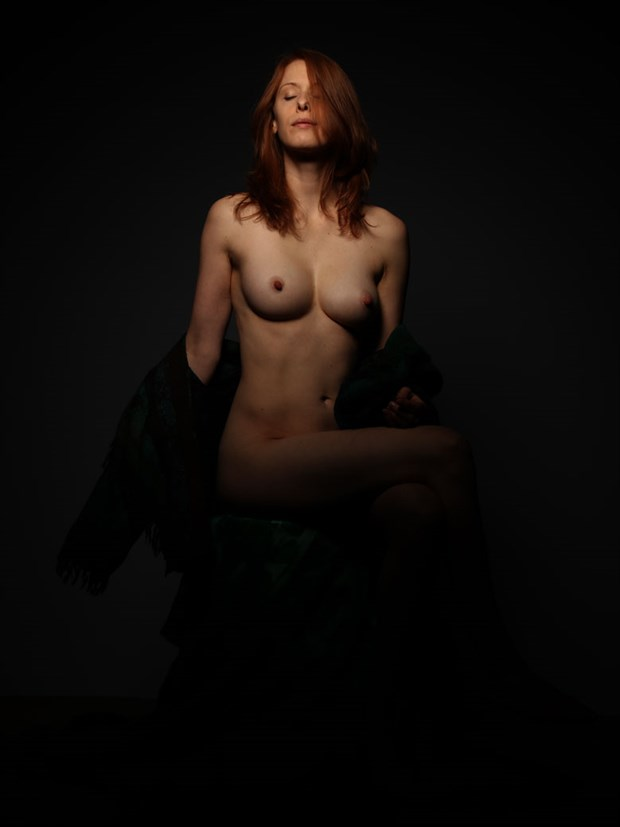 Artistic Nude Erotic Photo by Model Margot