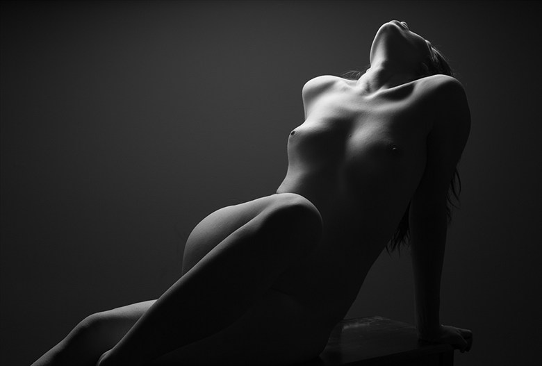 Artistic Nude Erotic Photo by Model Marzonia