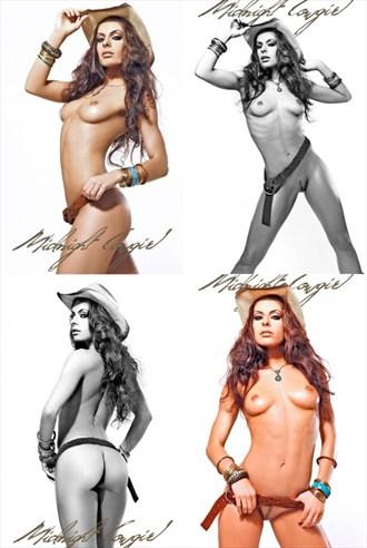 Artistic Nude Erotic Photo by Model Michelle Amara