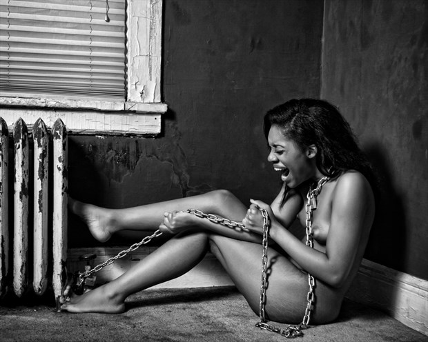 Artistic Nude Erotic Photo by Model Morgan Rose