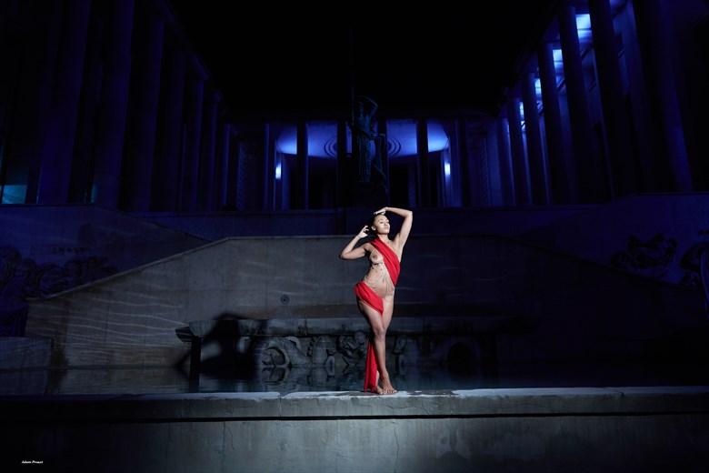 Artistic Nude Erotic Photo by Model Orokia Ma%C3%AFna